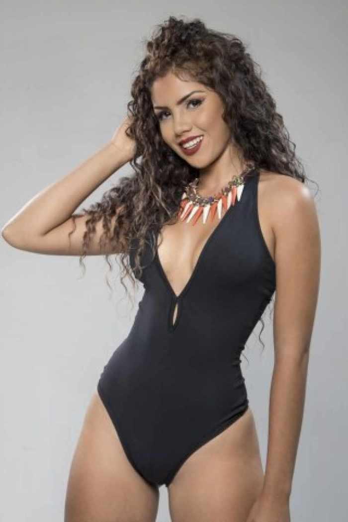 Miss Bolívia 2017 -  Gleisy Vera Noguer (Crédito: Divulgação/Miss Universo)