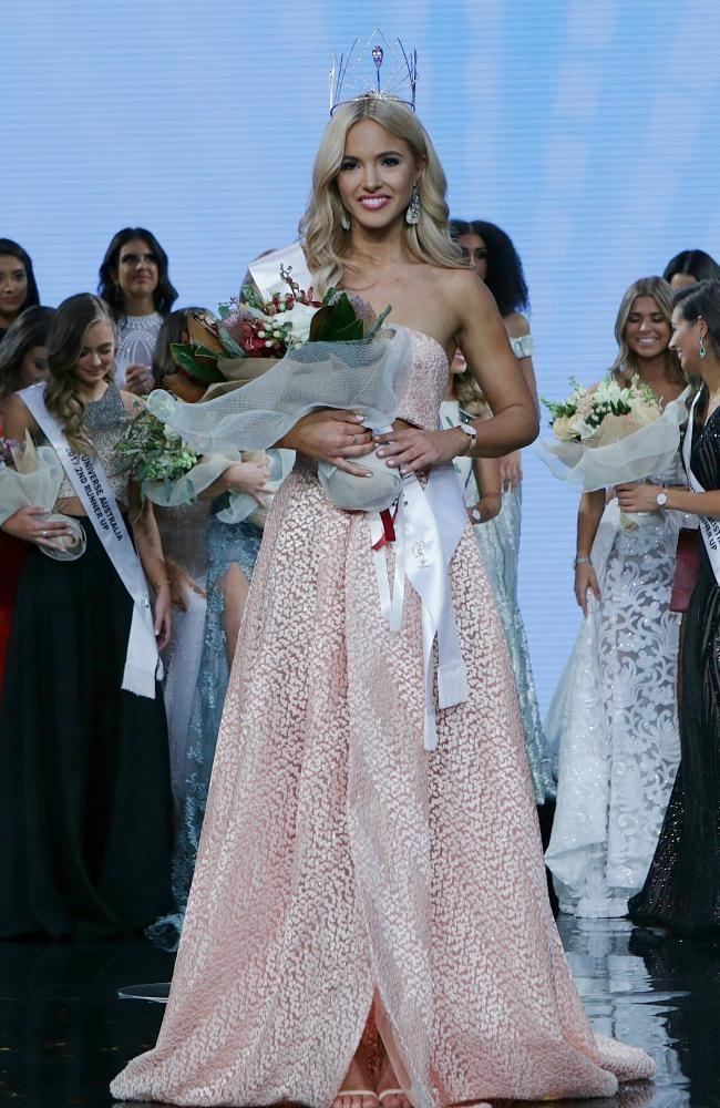 Miss Austrália 2017 -  Olivia Molly (Crédito: Divulgação/Miss Universo)