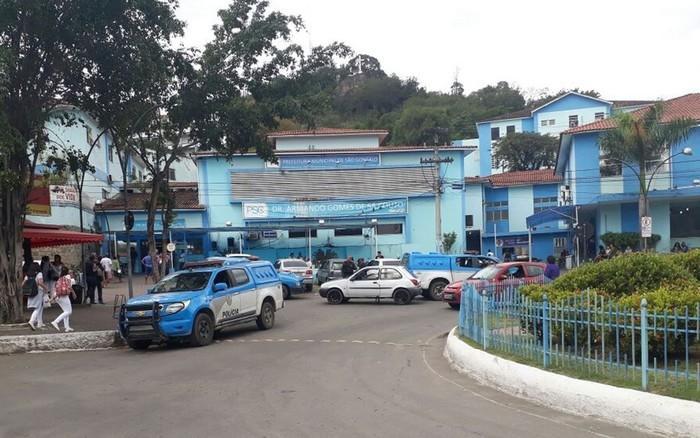 PM assassinado em São Gonçalo é enterrado