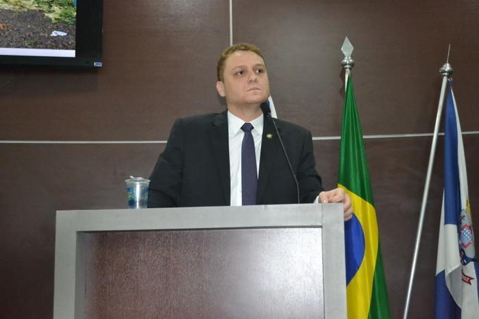 Vereador Venâncio Cardoso (Crédito: Reprodução)