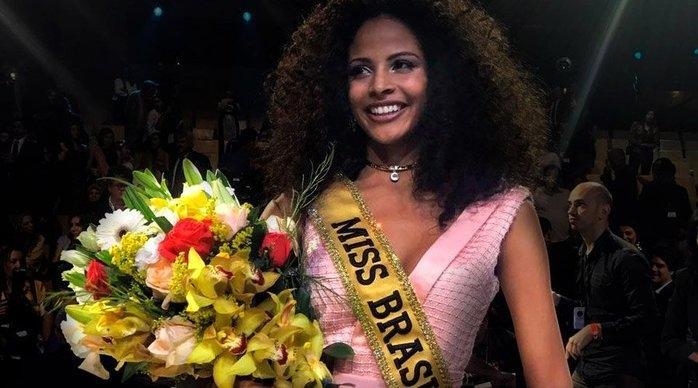 Miss Brasil 2017 - Monalysa Alcântara (Crédito: Divulgação )