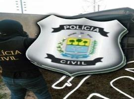 Polícia Civil elucida homicídio em Piripiri