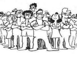 Professores municipais realizam a segunda paralisação em Redenção