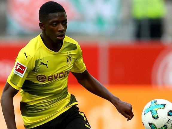 Barcelona se acerta com Dortmund e anuncia Dembélé