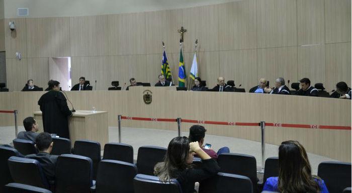 Tribunal de Contas do Estado (Crédito: TCE-PI/Divulgação)