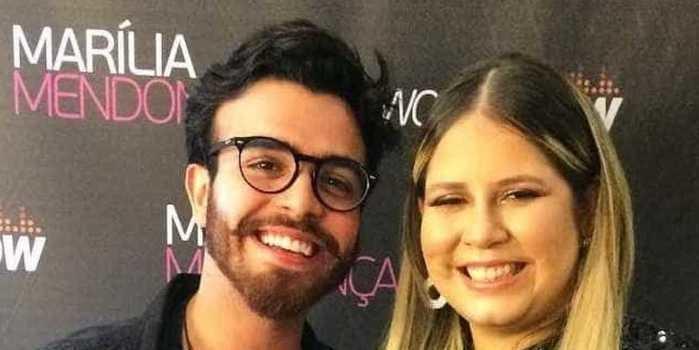 Namorada de ator que beijou Marília Mendonça desabafa:'Fui exposta'