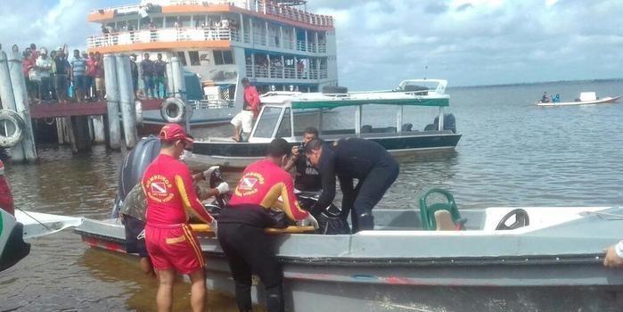 Não havia controle de passageiros, diz dono de barco que naufragou