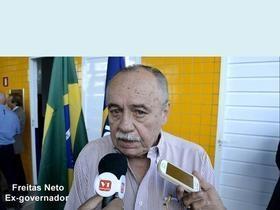 Freitas Neto afirma que parece que políticos estão vivendo em Marte