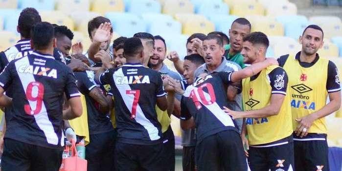 Com golaço de Ramon, Vasco bate o Fluminense e volta a vencer
