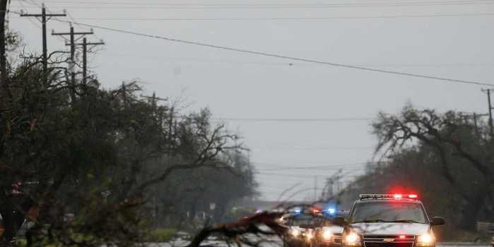Furacão Harvey deixa 8 mortos e 10 feridos no Texas, diz imprensa