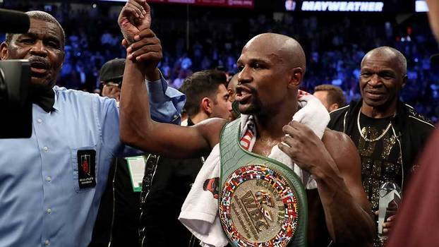 Floyd Mayweather (Crédito: Getty)