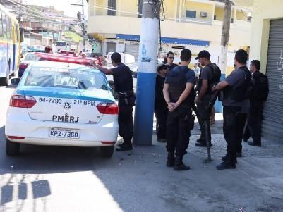 Policial é executado com tiros da própria arma no Rio de Janeiro