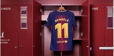 (Crédito: Reprodução / Barça TV)