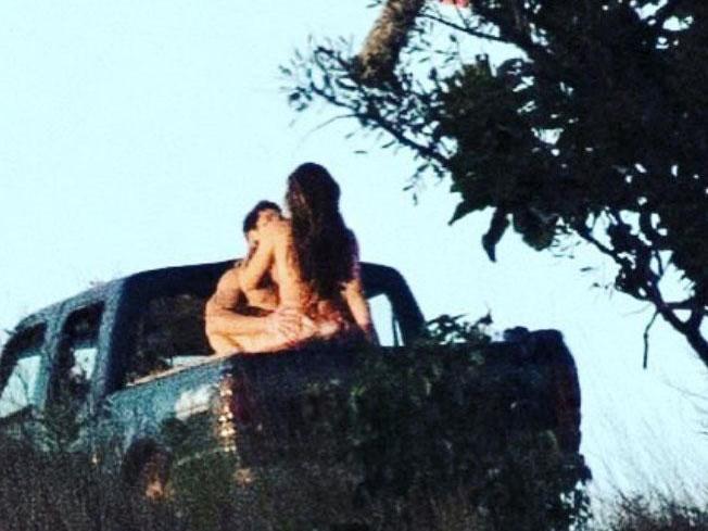 Foto de cena de sexo com Grazi Massafera gera crise na Globo