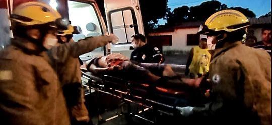 Motociclista morre após colidir de frente com carroça em Parnaíba