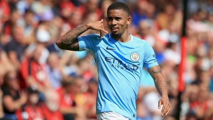 Gabriel Jesus (Crédito: Getty)
