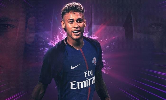 Neymar é o novo reforço do PSG (Crédito: Reprodução)