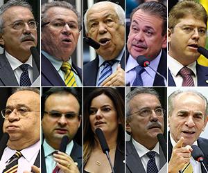 Deputados Federais pelo Piauí (Crédito: Do sistema)