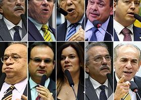 Maioria de Parlamentares Piauienses Vota Contra o Povo