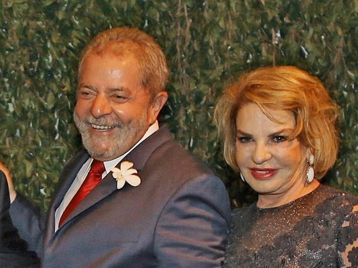 Lula e  Marisa Letícia (Crédito: Ricardo Stuckert/Instituto Lula)