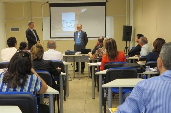 Curso de Gestão e Governança (Crédito: TCE-PI)