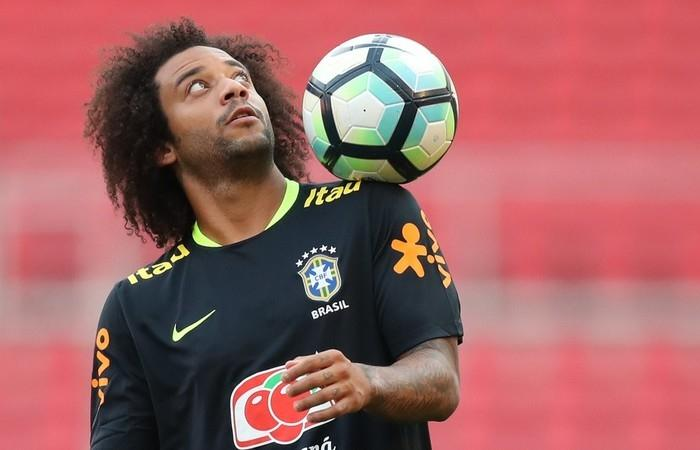 Marcelo será o oitavo jogador a ser o capitão da seleção com Tite (Crédito: CBF)