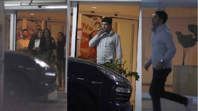 Namorado de Anitta corre para não ser flagrado com cantora (Crédito: Extra)