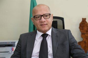 Franzé Silva, Secretário de Estado da Administração e Previdência (Crédito: Jarbas Santana)