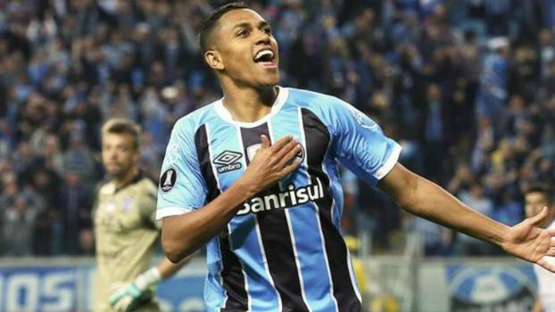 Pedro Rocha (Crédito: Grêmio)