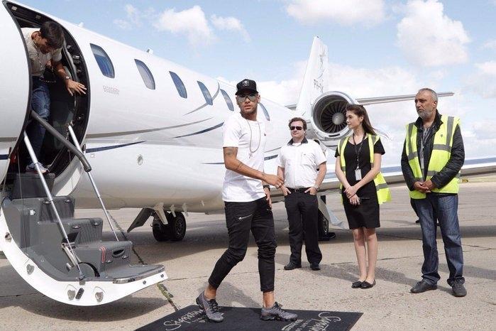 PSG anuncia Neymar camisa 10; veja como será a apresentação (Crédito: Reprodução/twitter PSG)