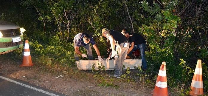 Lavrador é executado enquanto pilotava moto em Cajueiro da Praia - Imagem 3