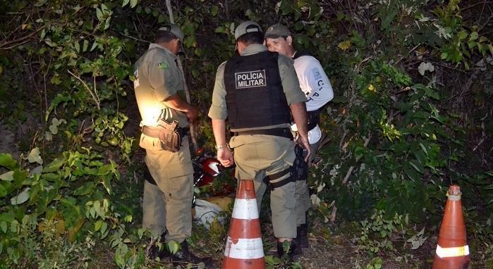 Lavrador é executado enquanto pilotava moto em Cajueiro da Praia - Imagem 4