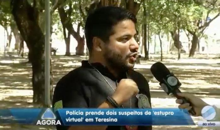 Delegado Daniell Pires Ferreira (Crédito: Reprodução)