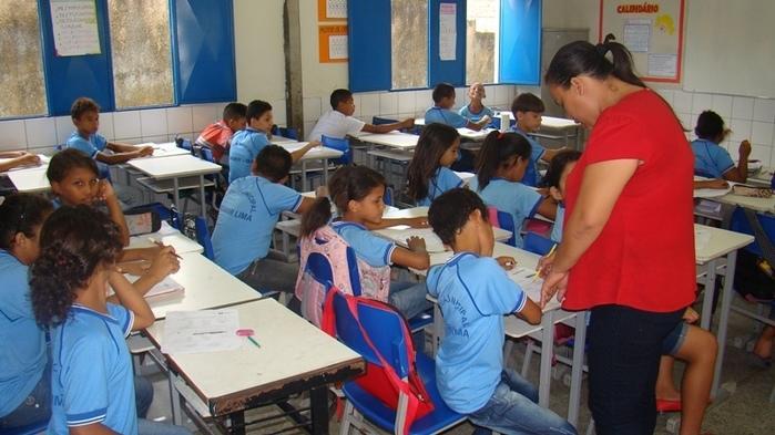 Educação infantil em Teresina (Crédito: Reprodução)