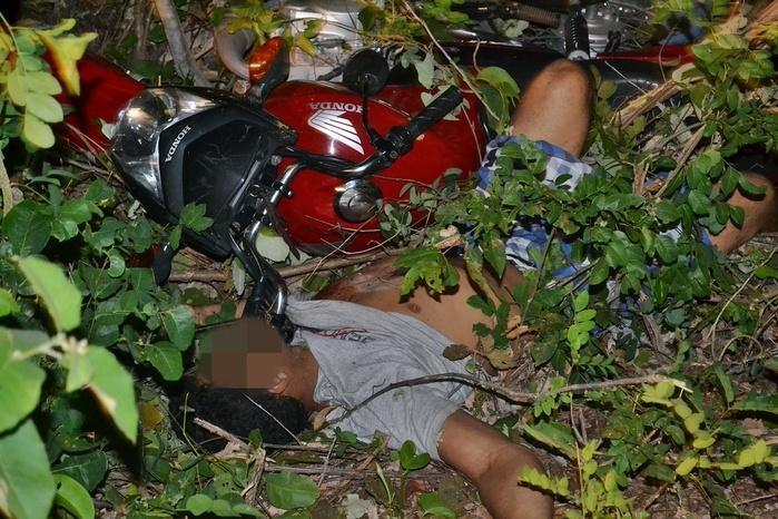 Lavrador é executado enquanto pilotava moto em Cajueiro da Praia - Imagem 2