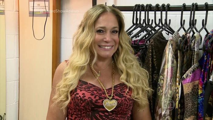 Suzana Vieira critica colegas de emissora em entrevista polêmica