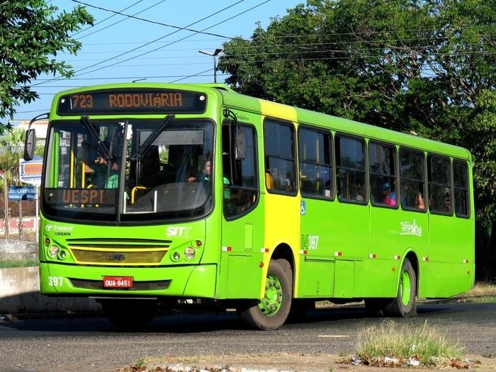 Novo itinerário de ônibus coletivo prejudica estudantes da zona sul (Crédito: Reprodução)