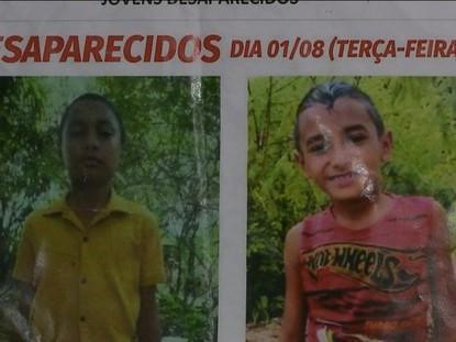 Suspeitos de matar duas crianças são presos no Maranhão