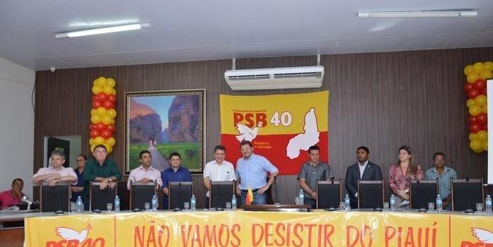 PSB Realiza Encontro Regional em Bom Jesus PI