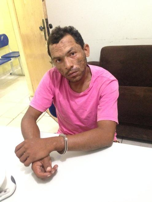 Acusado de arrombar residência é preso em Parnaíba
