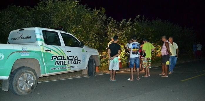 Lavrador é executado enquanto pilotava moto em Cajueiro da Praia