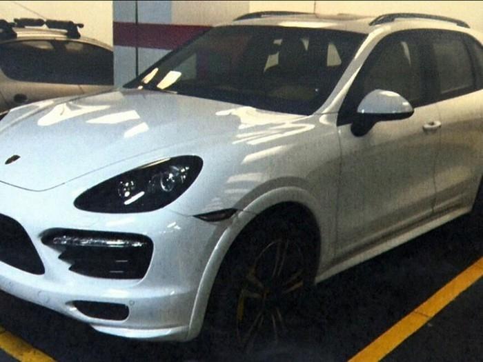 Porsche de Eike Batista foi usado por juiz