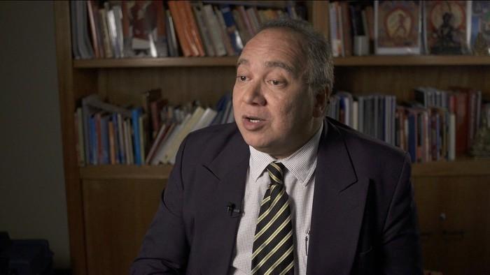 Juiz Flavio Roberto de Souza, afastado do caso Eike