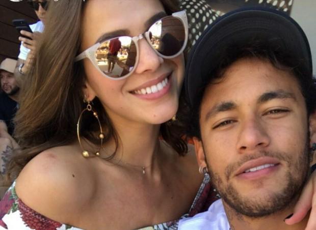 Neymar e Bruna Marquezine (Crédito: Reprodução)