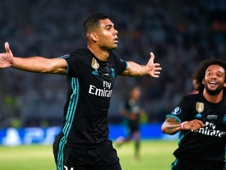 Real Madrid bate o Manchester United e vence a Supercopa