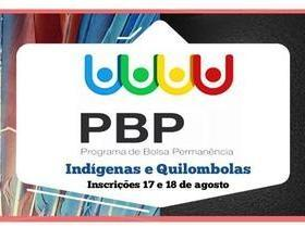 Programa financia estudantes indígenas e quilombolas
