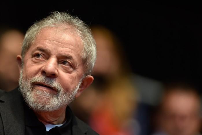 Ex-presidente Luis Inácio Lula da Silva (Crédito: Douglas Magno/AFP)
