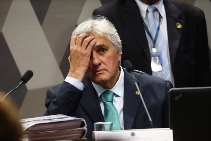 Senador cassado Delcídio do Amaral (Crédito: Wilton Júnior/Estadão Conteúdo)