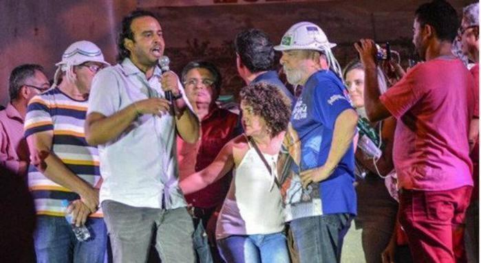 """Prefeito tucano diz que Lula é """"o maior mito da história"""" (Crédito: Reprodução/facebook)"""