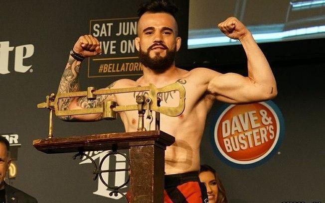 Lutador brasileiro de MMA é preso sob acusação de roubo a banco